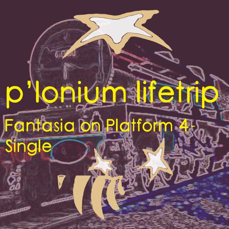 P-lonium Lifetrip medium- Fantasia-Single