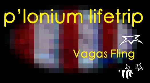 P-lonium Lifetrip medium-Vagas Fling